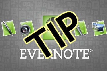 Tip: An Evernote Notebook for Local Service Providers
