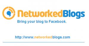 NetworkedBlogs banner
