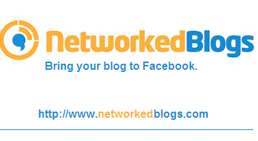 Using NetworkedBlogs on Facebook