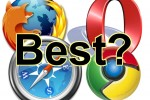 Which is the Best Web Browser