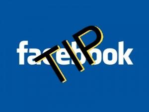 Image Facebook Tip
