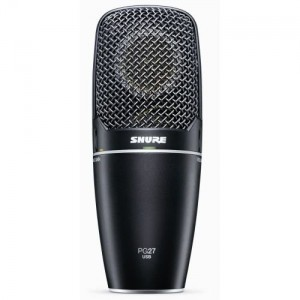 Shure PG27-USB Multi-Purpose USB Mic