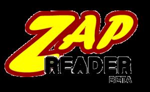 Zap Reader Logo