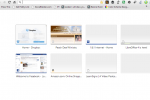 Remove Thumbnails from Google Chrome's Most Visited Screen