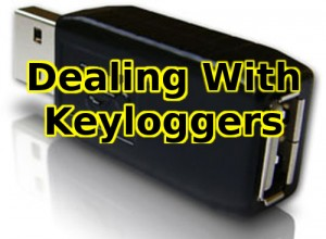 image of a hardware keylogger