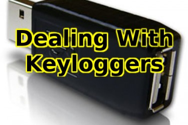 Keyloggers: Safely Entering Passwords Using A Public Computer